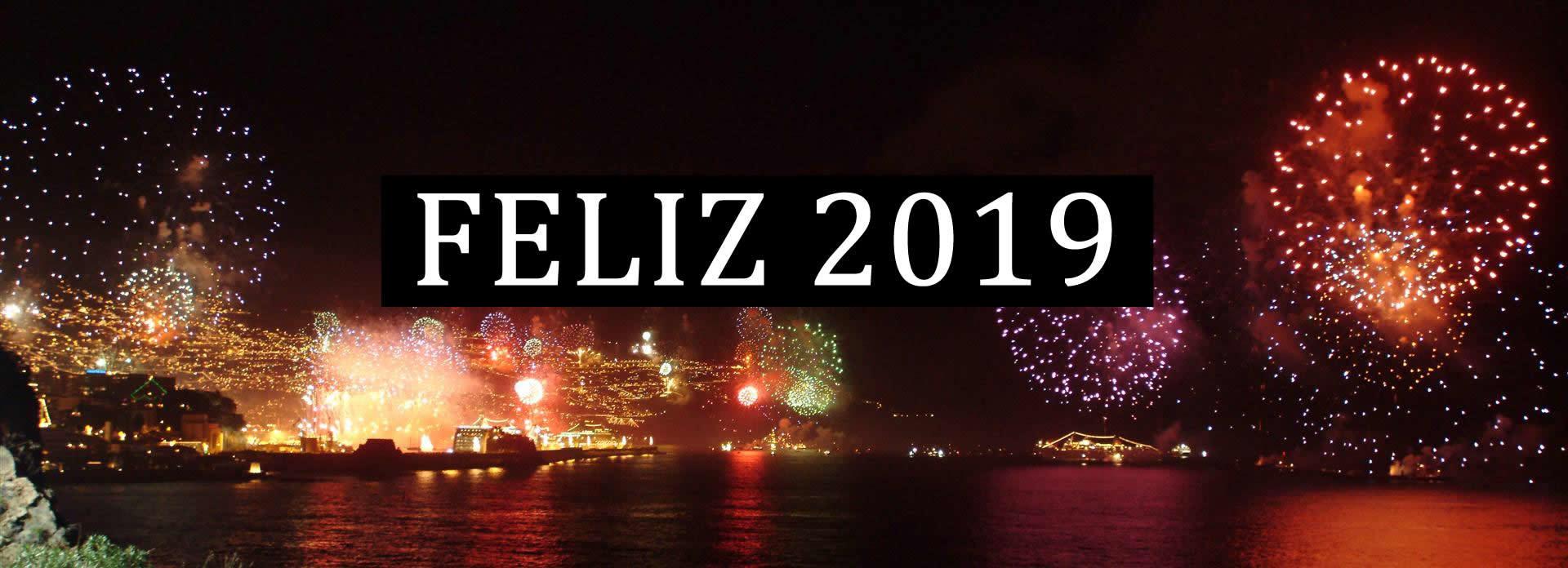 Resultado de imagem para feliz ano novo 2019