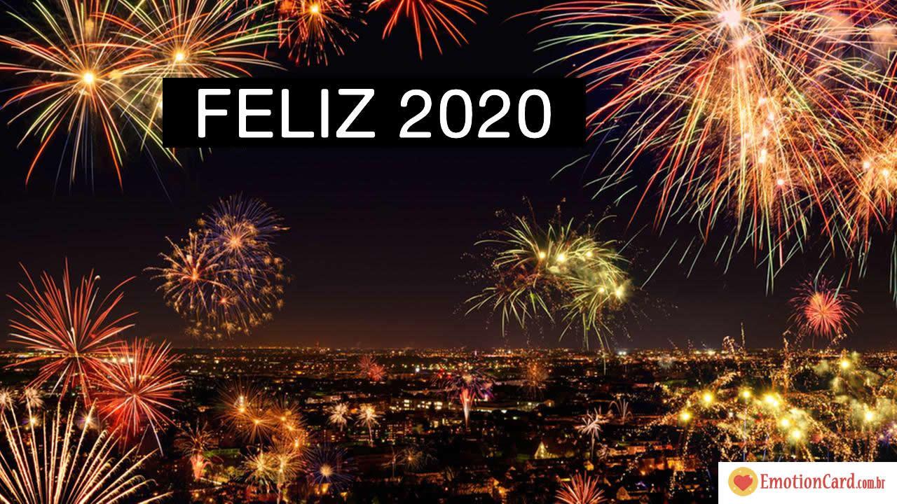 Resultado de imagem para MENSAGEM DE ANO NOVO 2020
