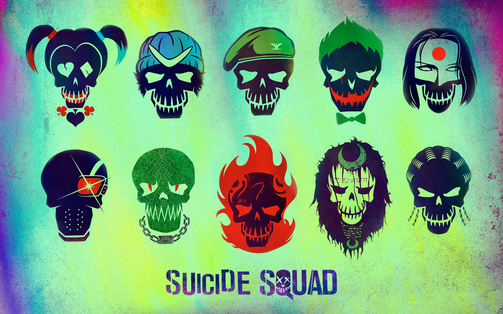 Suicide_Squad_All_Characters_Widescreen_Wallpaper