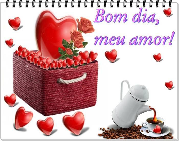 Bom Dia Pra Vc Amor: Bom Dia Amor