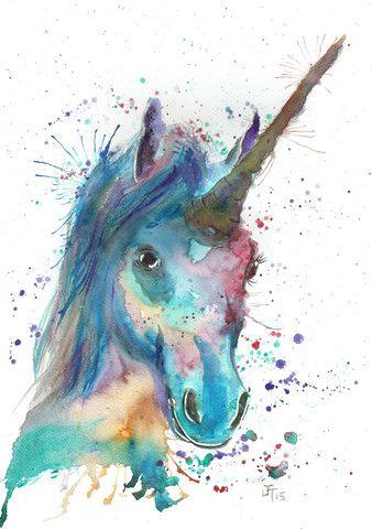 d1c523a762efab7ae88f7fe135266153--unicorn-art-the-unicorn