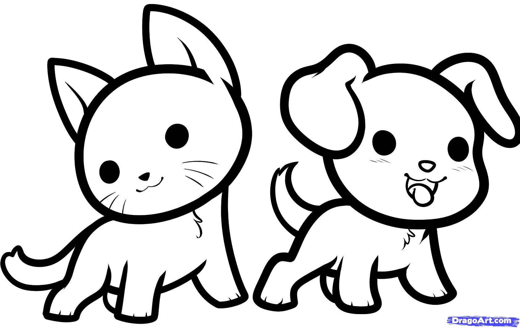 Desenhos Para Colorir Fácil Para Crianças