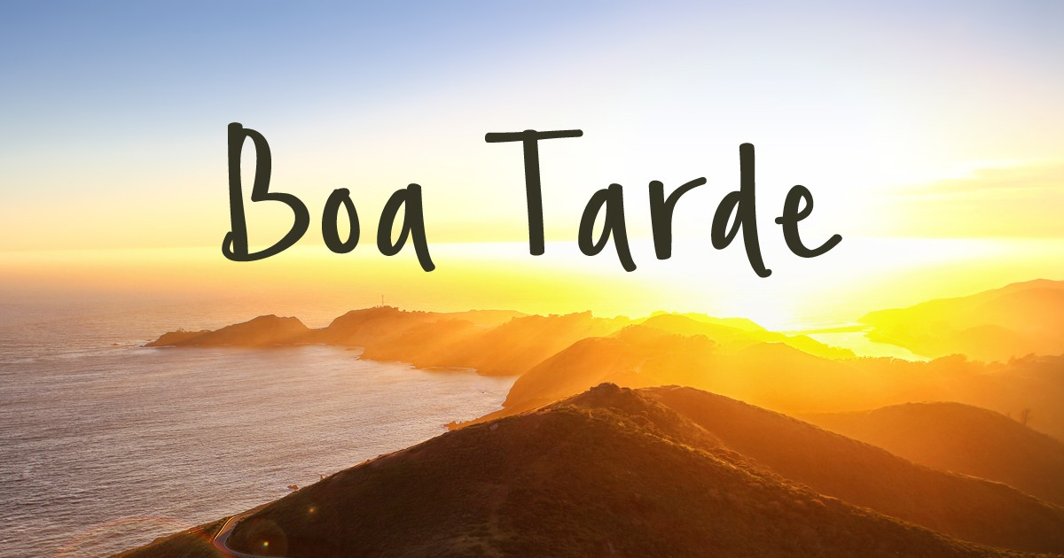 Boa Tarde Amor: Imagens De Boa Tarde + Frases/Mensagens
