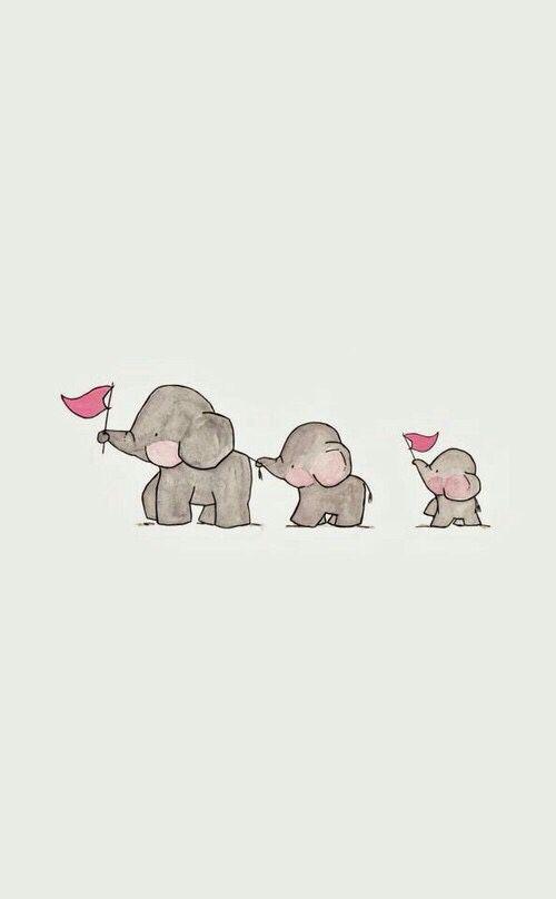 4451293c459199519dc4c63228b83c9b--kawaii-elephant-cute-elephant
