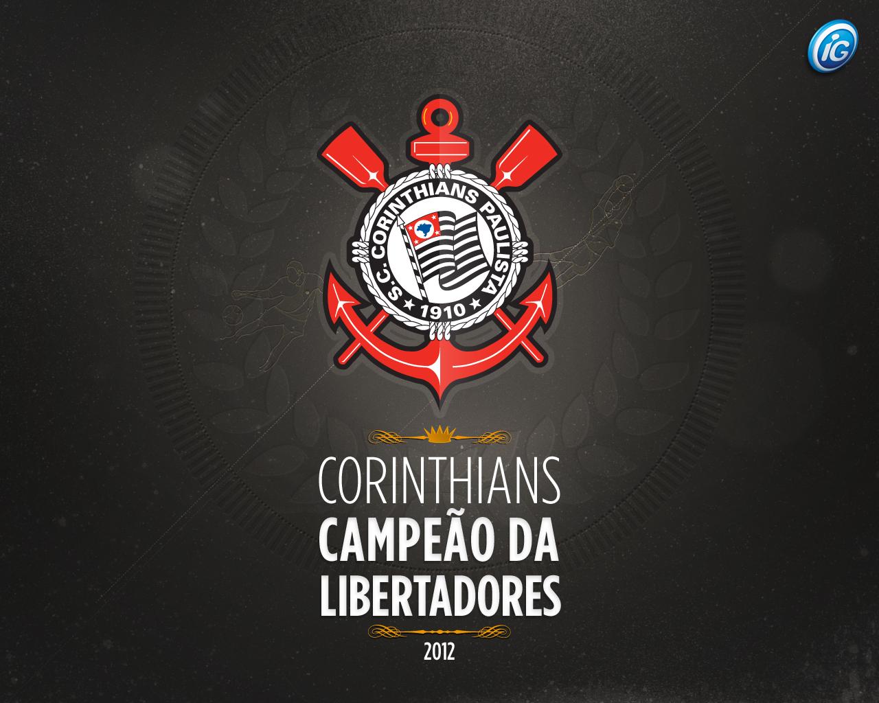 Corinthians Campeão da Libertadores 2012_Papel de Parede, Wallpapaer, Poster_Timão_Vai corinthians_Invicto_2012 (11)