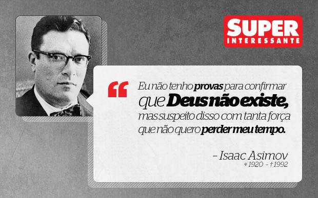 Frases Isaac Asimov