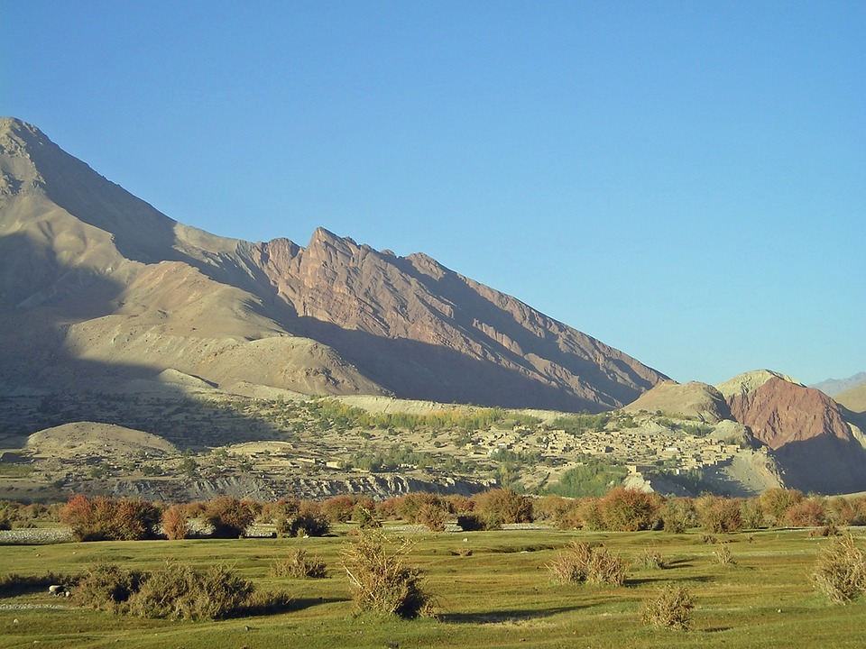 AfghanistanMountains