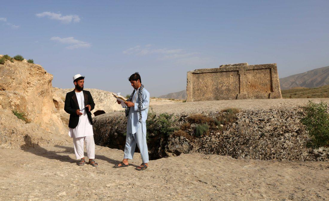 AfghanistanSamanghan_Takhte-Rostam-1100x671