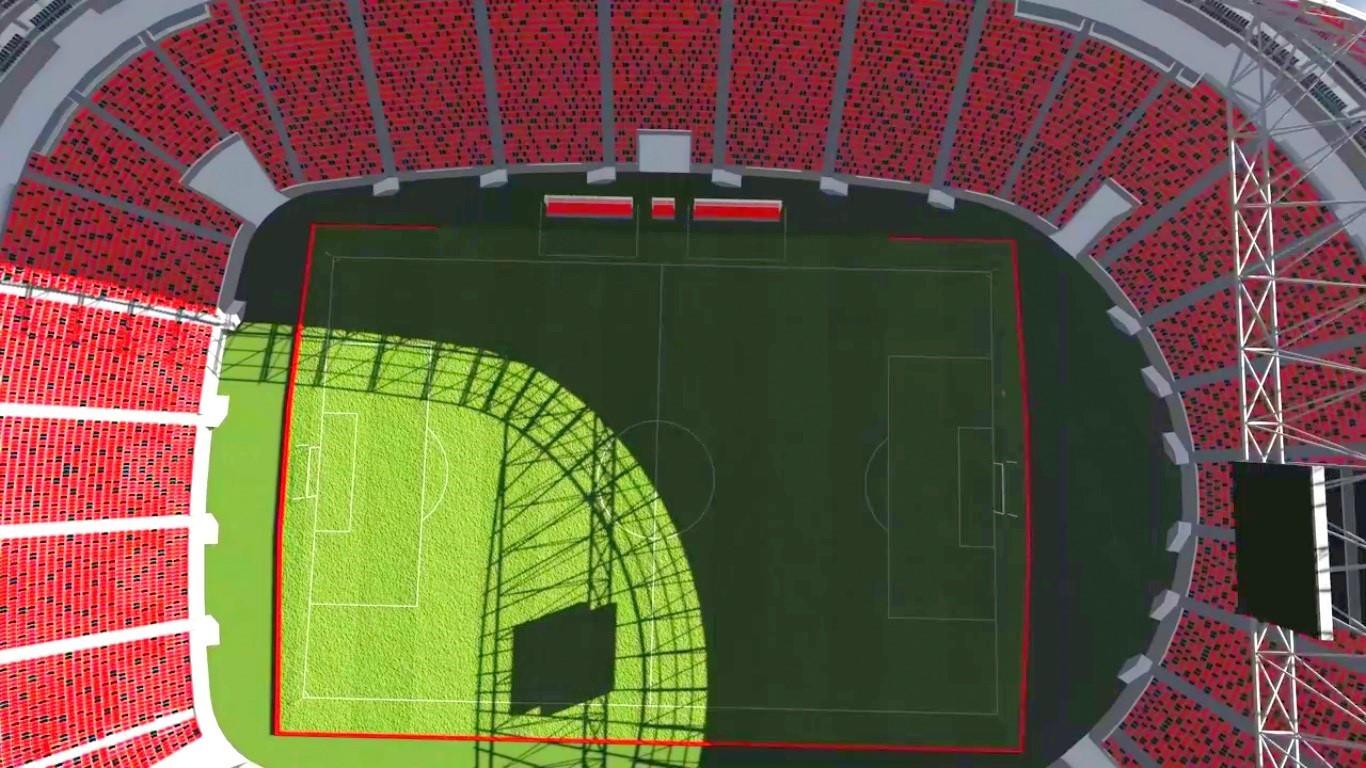 vista area estadio guaratiba flamengo