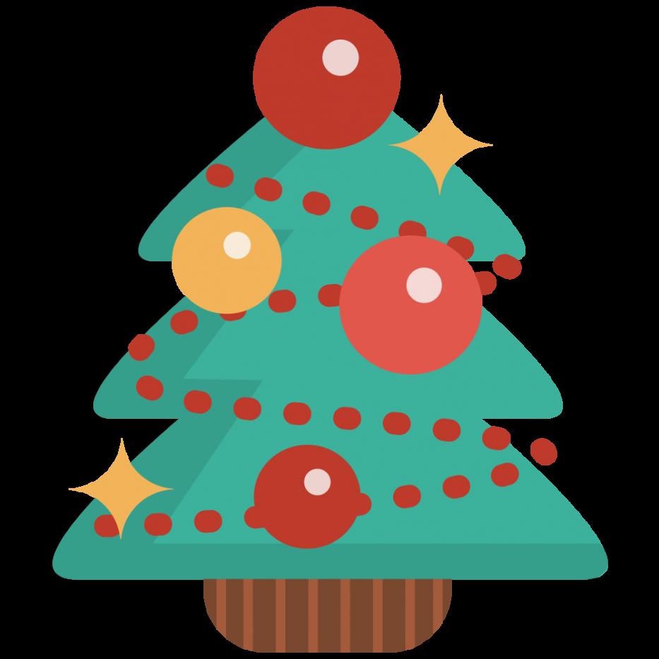 Desenho Colorido Natal 5